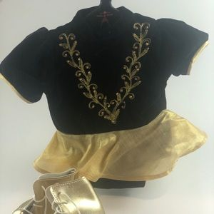 1st Edition American Girl Doll Skating Outfit